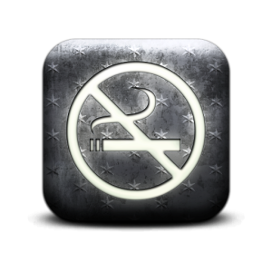 131418-whitewashed-star-patterned-icon-signs-no-smoking